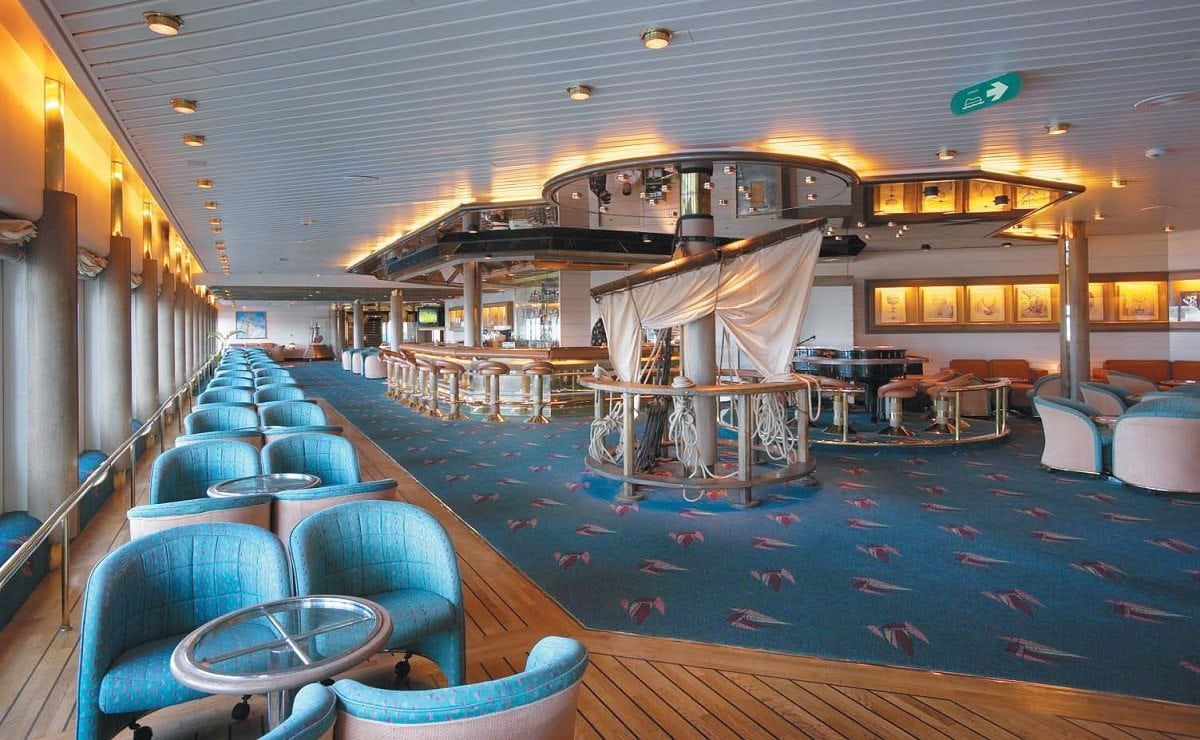 Royal Caribbean Majesty Of The Seas Bar Guide