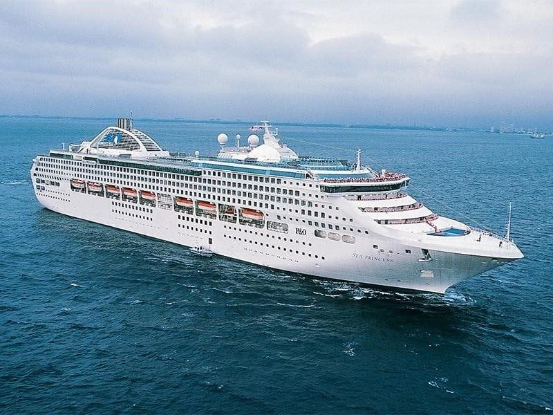 Sea Princess Cruise News September 10, 2017