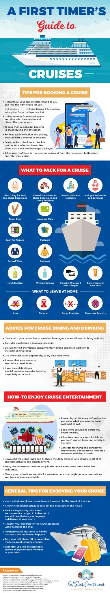 A First Timer's Guide to Cruises