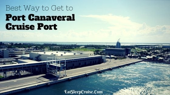 Best Way to Get from Orlando Airport to Port Canaveral