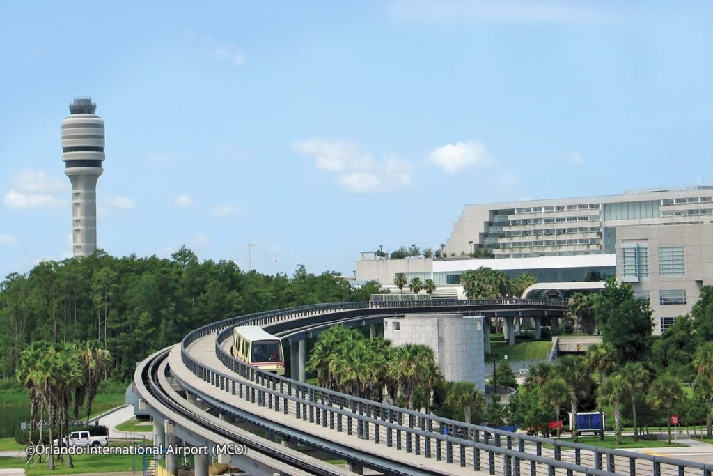 Renting a Car From Orlando Airport
