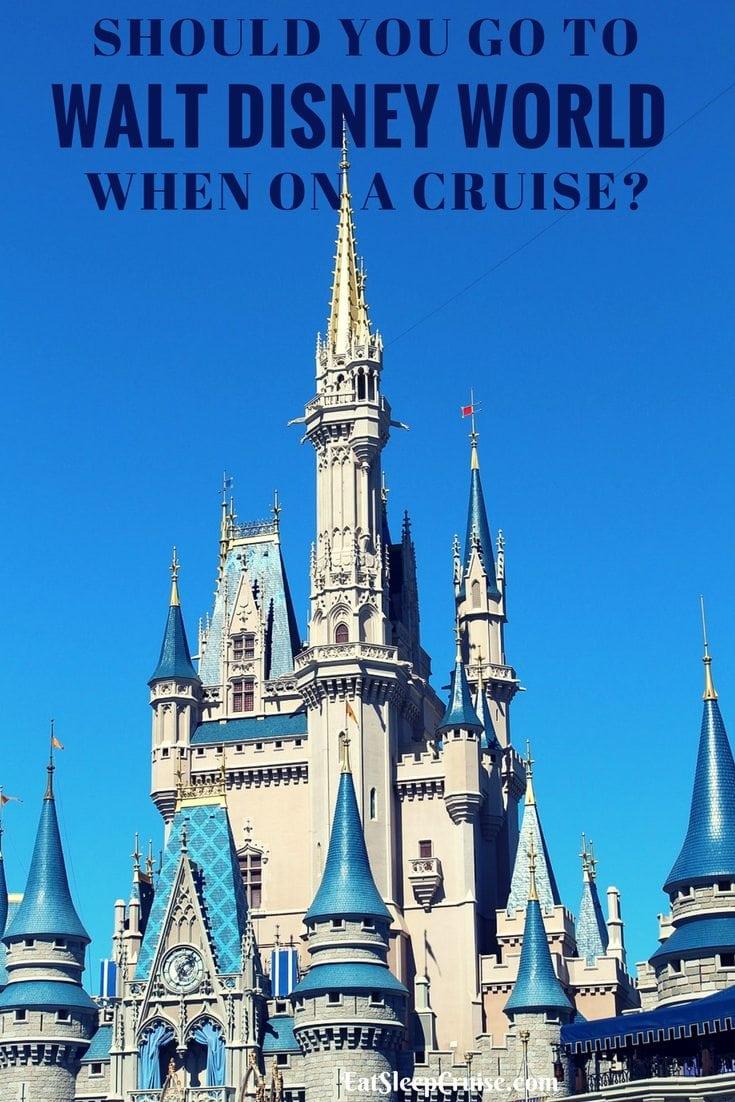 Should You Go to Disney World as a Shore Excursion?
