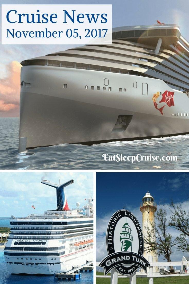 Cruise News November 05, 2017