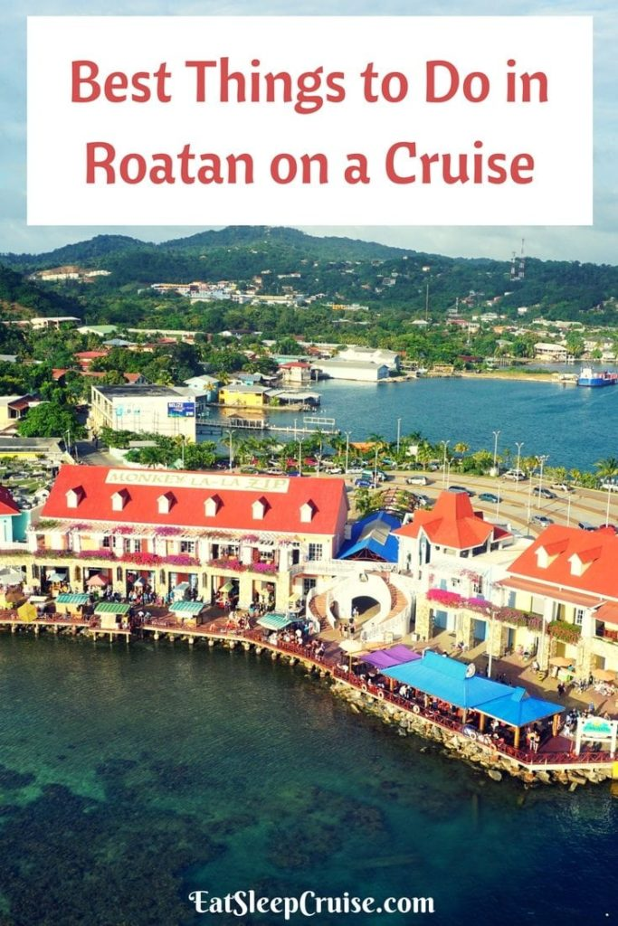 Best Things to Do in Roatan, Honduras on a Cruise