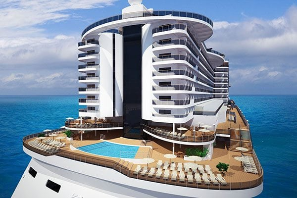 First Look at MSC Seaside Condos