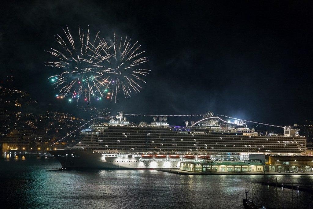 MSC Seaside Cruise News December 3, 2017