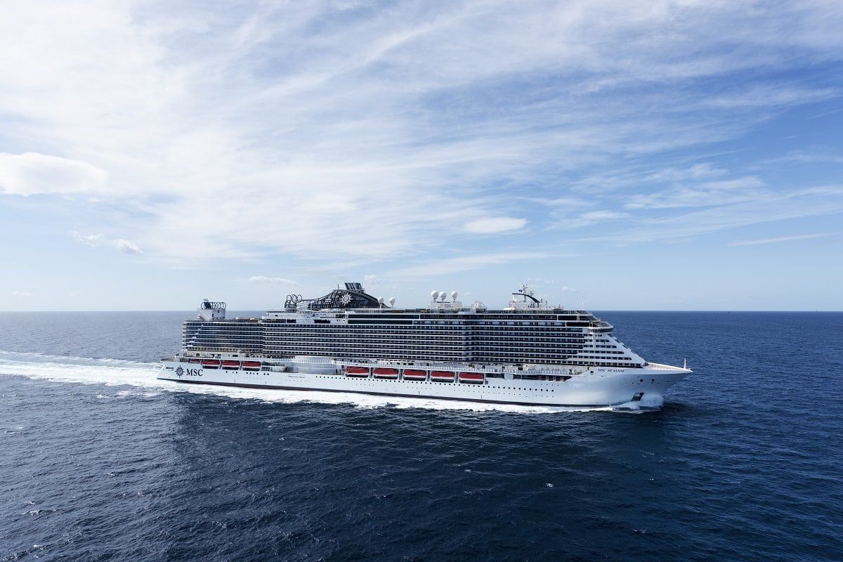 Exclusive First Look At Msc Seaside Eatsleepcruise Com