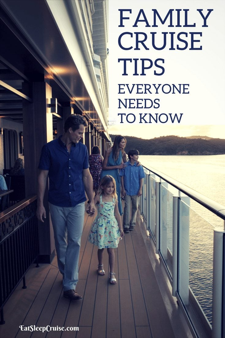 Top Family Cruise Tips Everyone Needs to Know