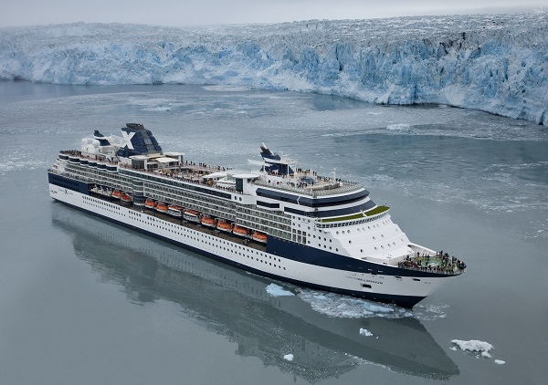 Mega ships celebrity solstice review