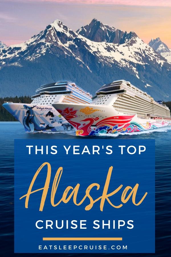 Top Cruises to Alaska in 2020