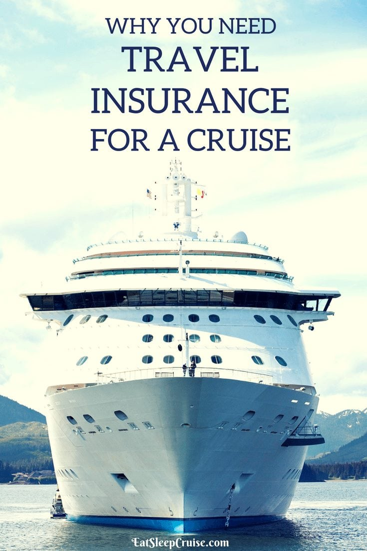 Why You Need Travel Insurane for a Cruise