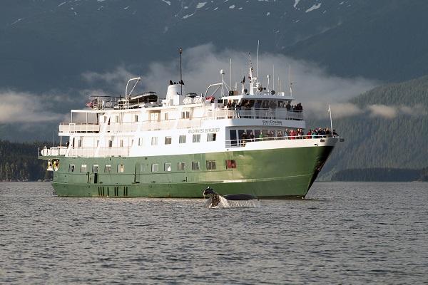 Wilderness Explorer in Alaska