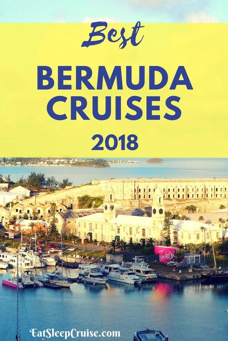 Best Bermuda Cruises 2018