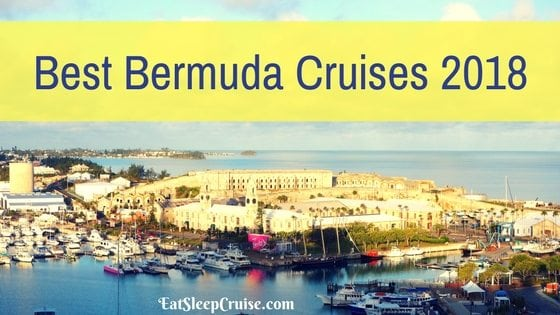 Best Bermuda Cruises 2018