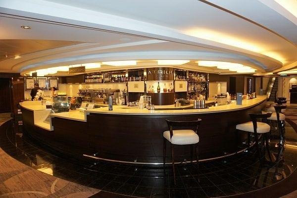 Norwegian Epic Bars Atrium Bar