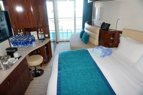 Norwegian Epic Balcony Room
