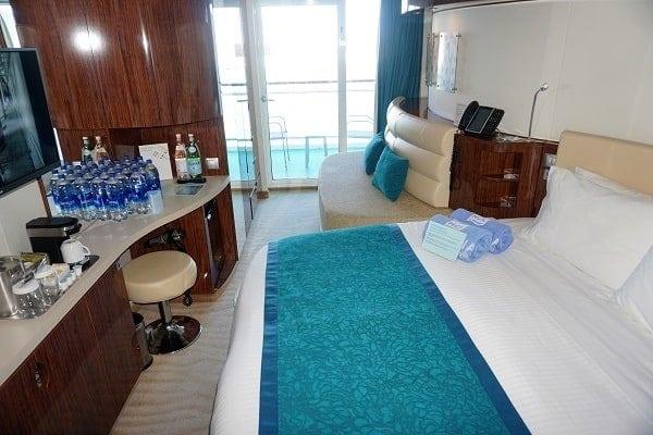 Norwegian Epic Balcony Room