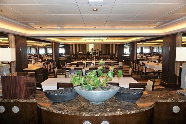 Norwegian Epic Restaurant Menus