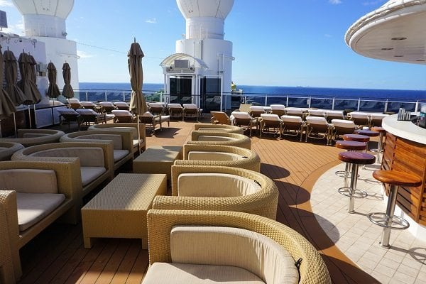 Posh Beach Club Norwegian Epic