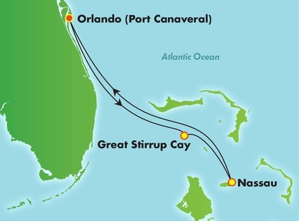 Norwegian Epic Cruise Review Bahamas Itinerary
