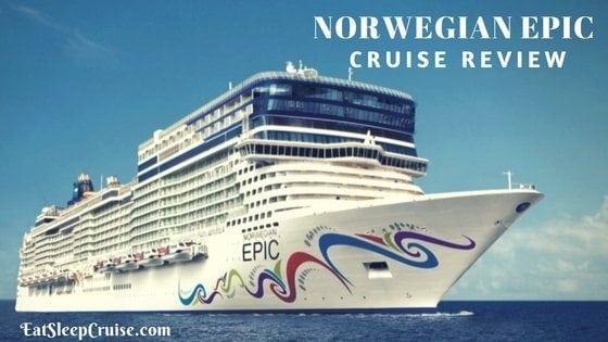 Norwegian Epic Cruise Review