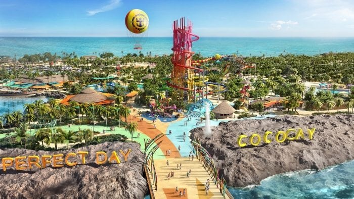 CocoCay Bahamas Upgrades Cruise News March 18, 2018