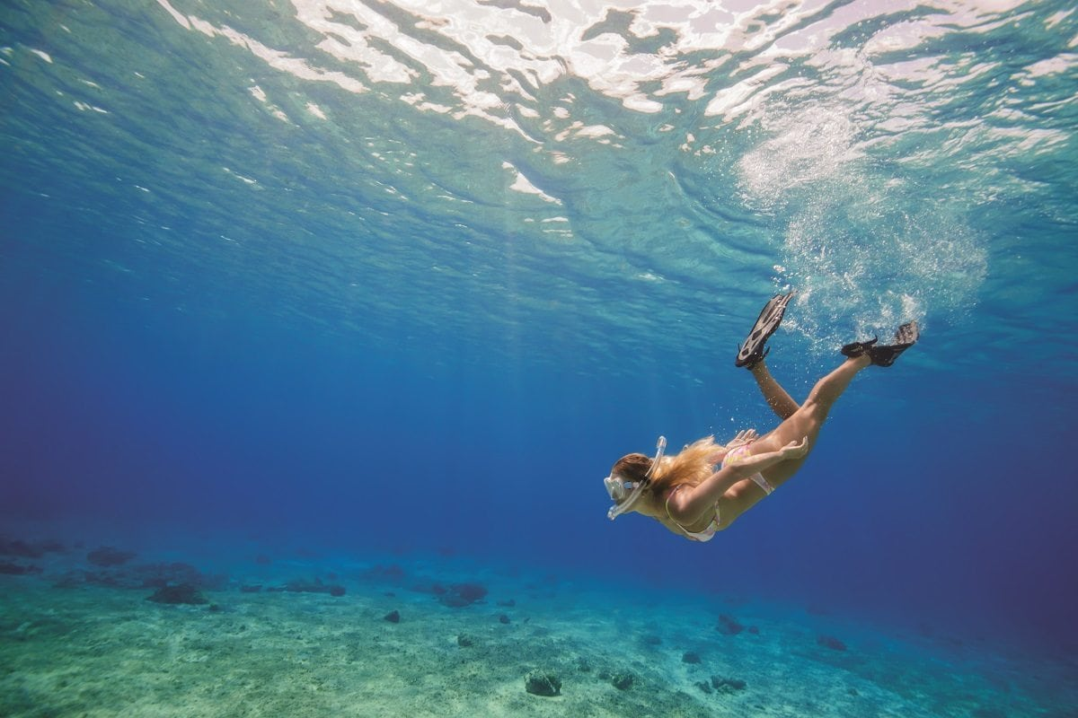 10 Awesome Spots To Snorkel In The Caribbean Eatsleepcruise Com