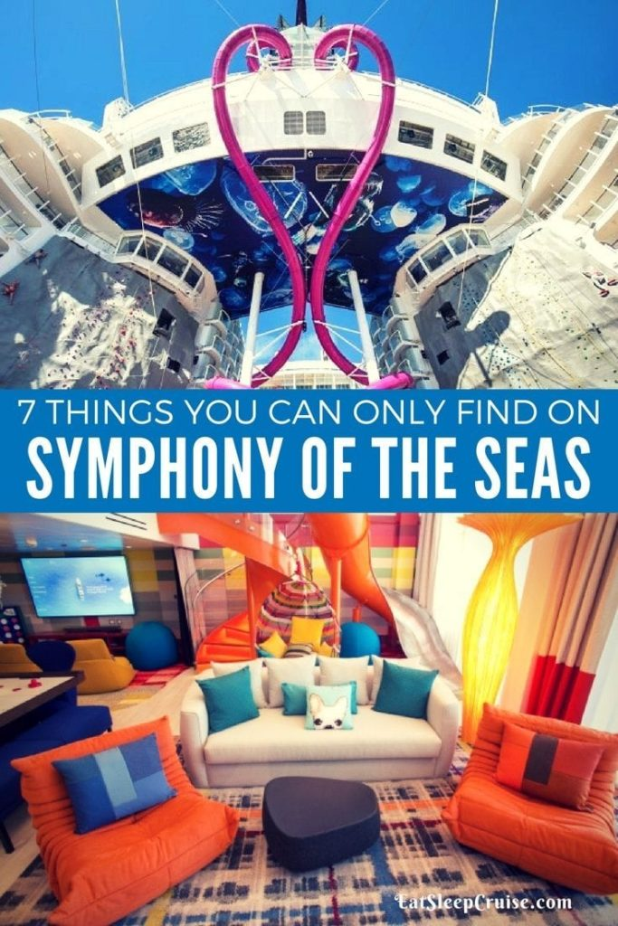 7 Things You Can Only Find on Symphony of the Seas