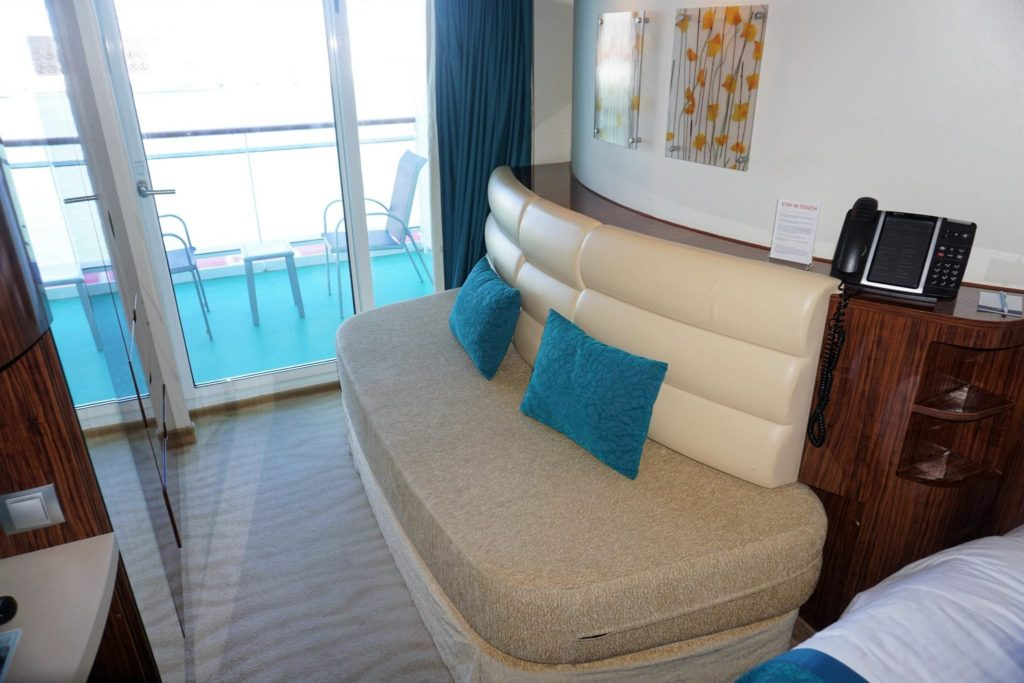 Norwegian Epic Balcony Stateroom Review