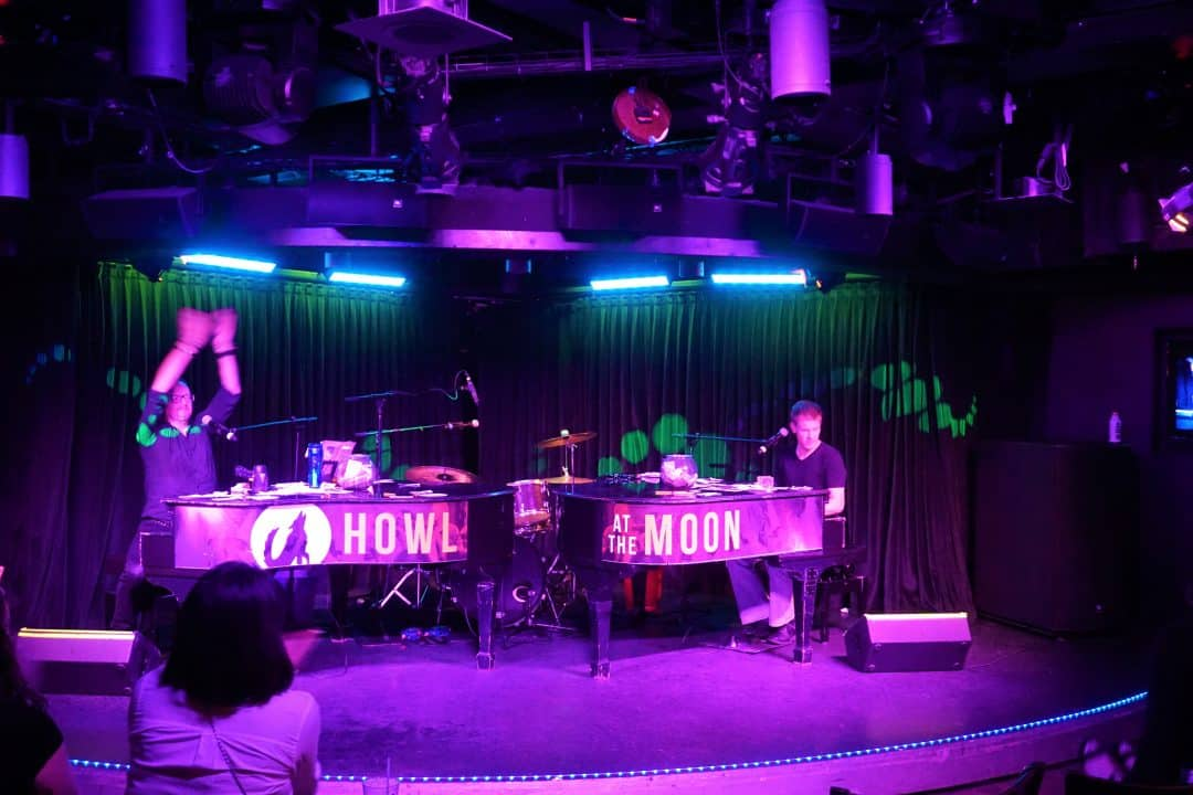 Howl at the Moon on Norwegian Epic