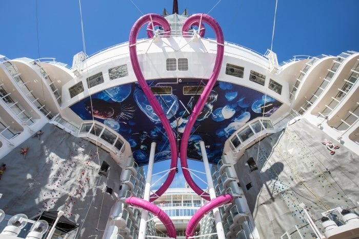 Ultimate Abyss Royal Caribbean Symphony of the Seas