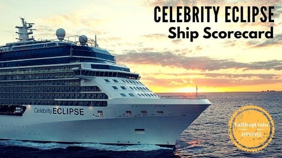 Celebrity Eclipse Ship Scorecard