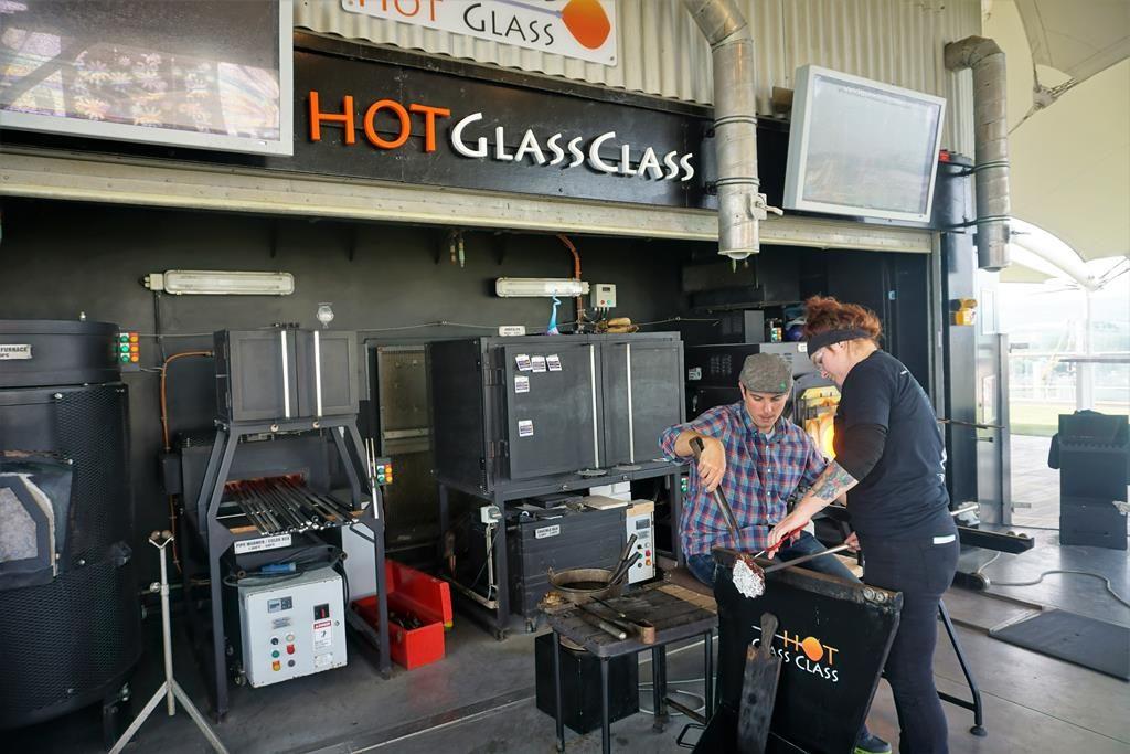 Hot Glass Class