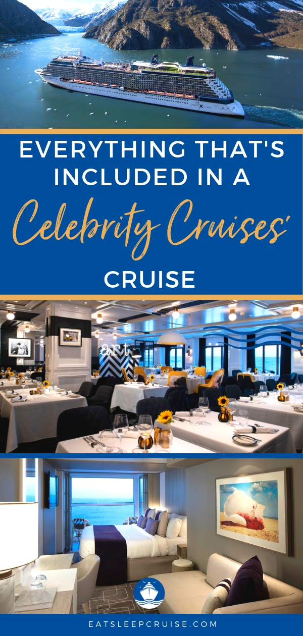 Everything Included in a Celebrity Cruise