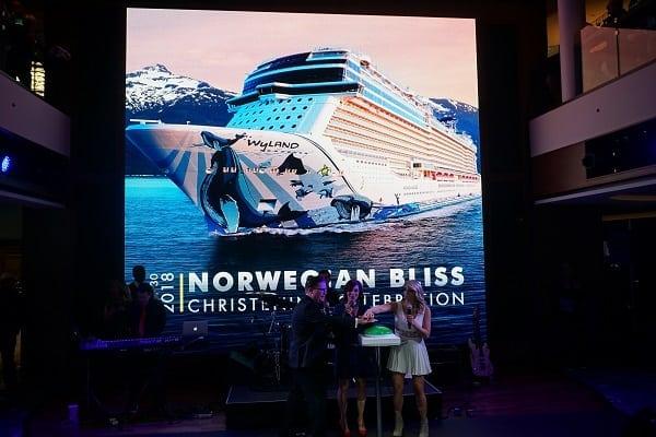 Norwegian Bliss Live Blog