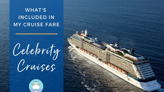 What is Included in a Celebrity Cruises' Cruise?