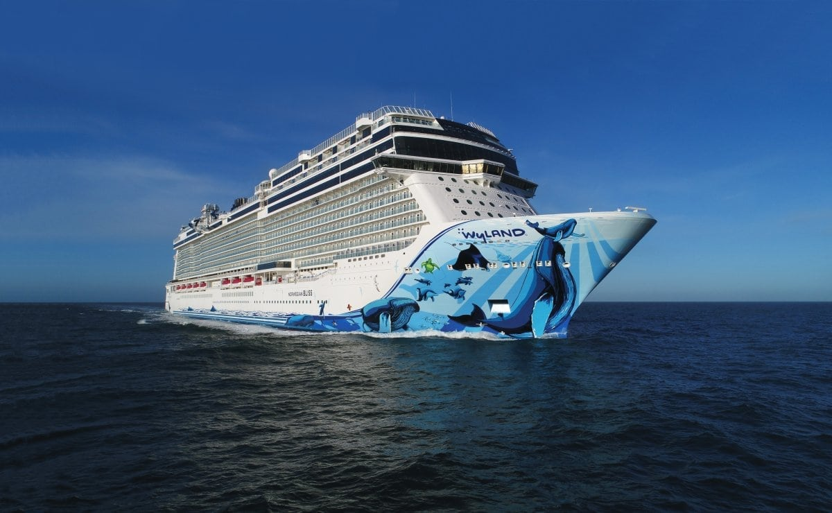Norwegian Bliss Live Blog Day 1 Eatsleepcruise Com