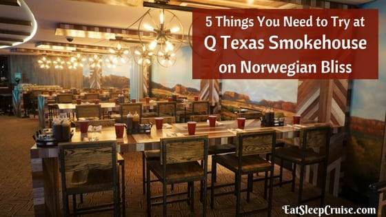 5 Things You Need to Try at Q Texas Smokehouse