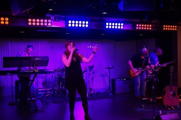 Camille Rae Band on Norwegian Bliss