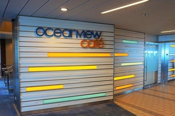 Oceanview Cafe Celebrity Eclipse