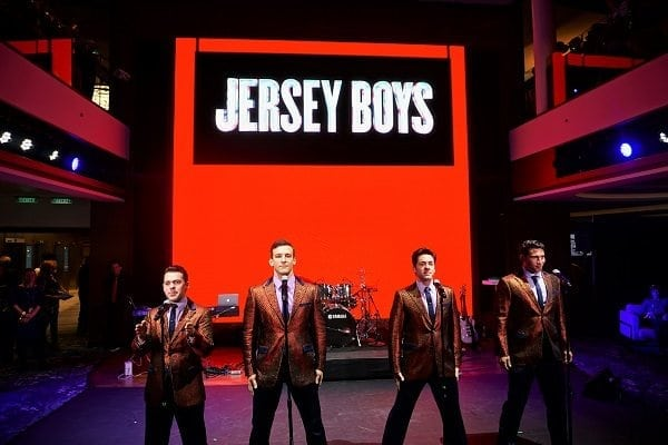 Jersey Boys on Norwegian Bliss