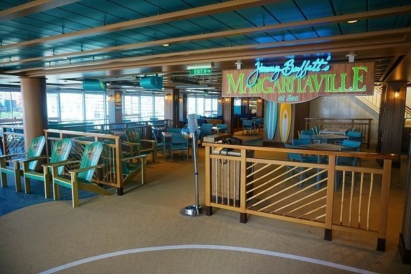 Margaritaville at Sea on Norwegian Bliss