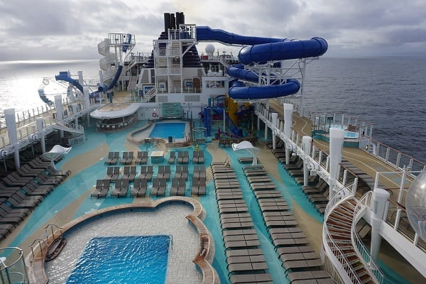 Norwegian Bliss Live Blog Day 2