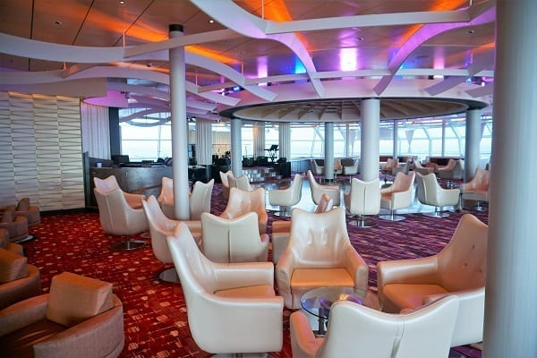 Celebrity Eclipse Sky Lounge Seating