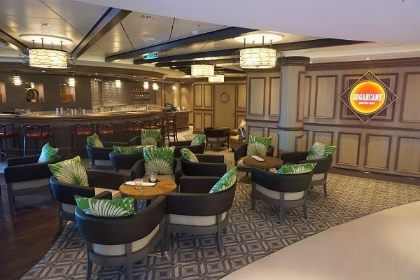 Norwegian Bliss Bar Guide and Menus
