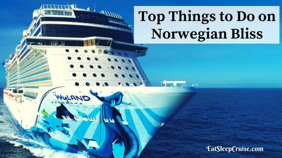 Top Things to Do on Norwegian Bliss