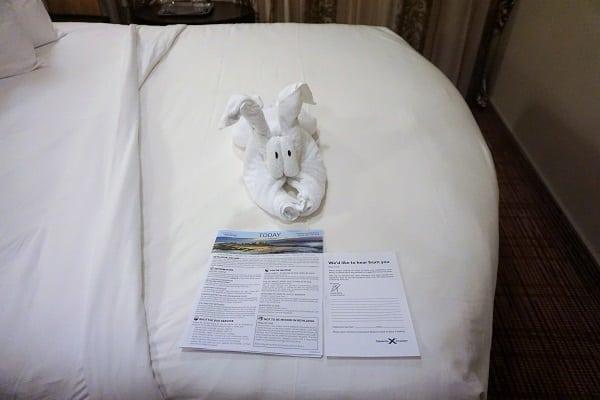 Towel Animal Celebrity Ecli[se