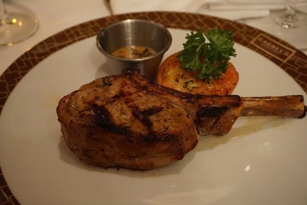 Cagney's Steakhouse Norwegian Bliss