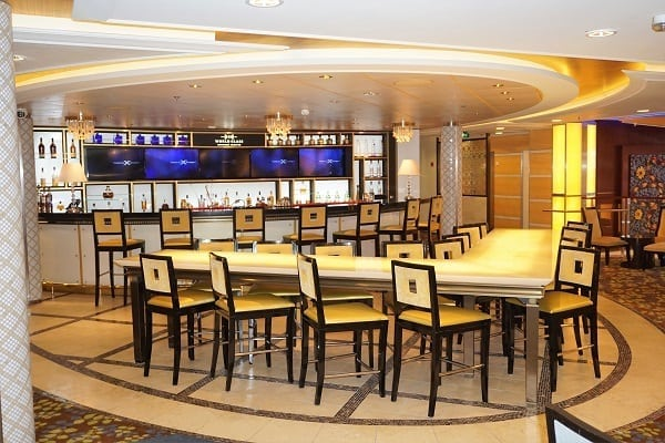 Beverage prices on celebrity equinox