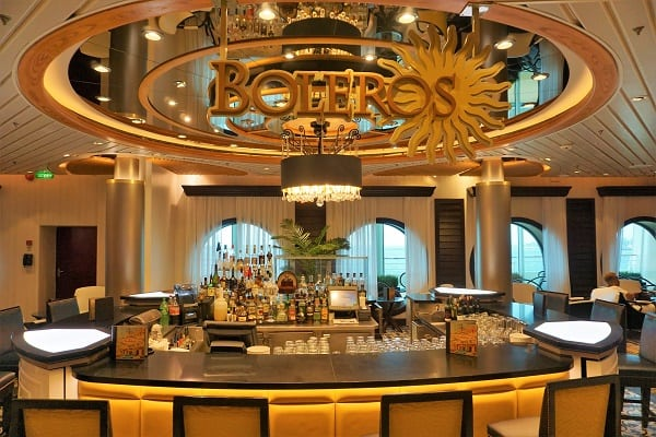 Boleros Bar on Mariner of the Seas